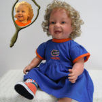 Dolls that Look Like Your Child as Florida Gators Fan