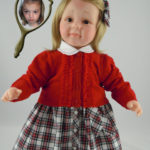 Doll That Looks Like Your Child in Red Sweater