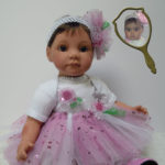 Dolls That Look Like Your Child Dressed in Pink Tutu
