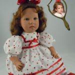 Doll That Looks Like Your Child with Auburn Hair
