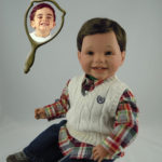 Dolls That Look Like Your Child Boy in Ivory Vest