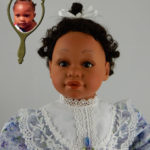 Dolls That Look Like Your Child Wearing Lavender Floral Dress