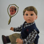 Dolls That Look Like Your Child Boy in Navy Vest