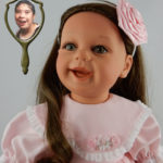 Dolls That Look Like Your Child Wearing Pale Pink