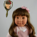 Doll That Looks Like Your Child Dressed in Pink Sweater