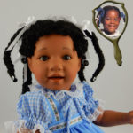 Doll That Looks Like Your Child Dressed in Blue