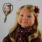 Dolls That Look Like Your Child Wearing Red Floral