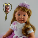 Doll That Looks Like Your Child Wearing Orchid Tutu