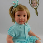 Dolls That Look Like Your Child Wearing Aqua Polo