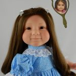 Dolls that Look Like Your Child with Long Brown Hair