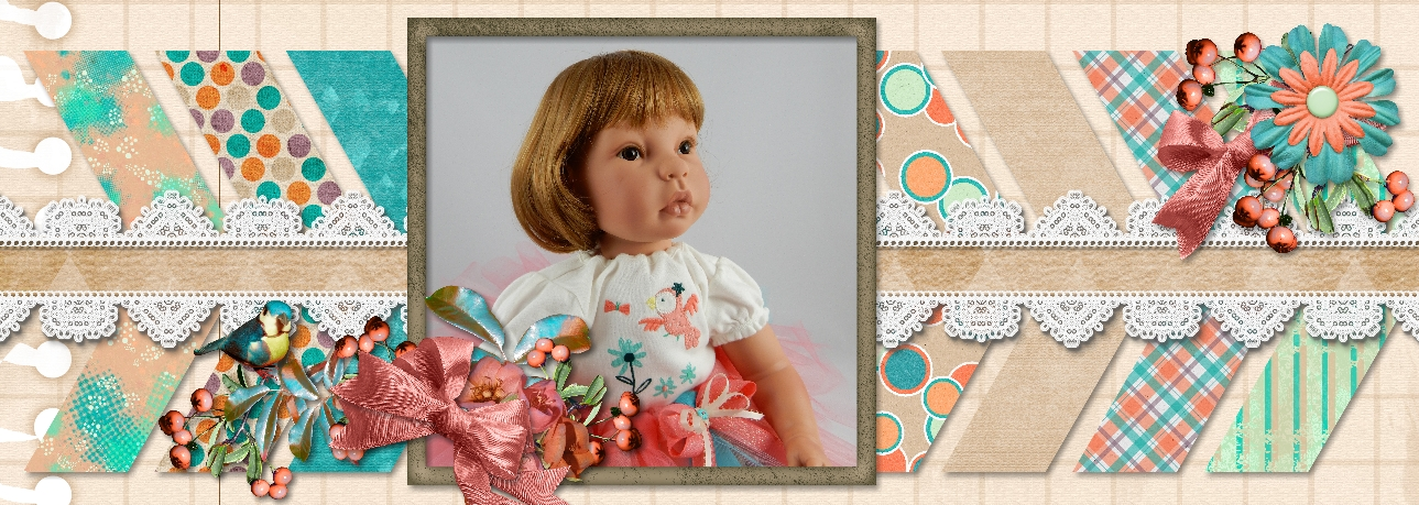 Doll in the Looking Glass Banner Photo