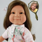 Photo Doll Created for Morgan