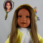 Photo Doll Created for 6-Year-Old LilyMay
