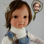 Photo Doll Created for Gracelyn