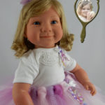 Doll That Looks Like Your Child created from a photo of Avery