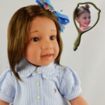 Doll That Looks Like Your Child Created for Two-Year-Old Ruby