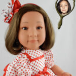 Photo doll created for 6-year old Penny