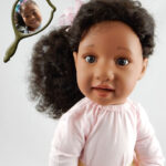 Doll That Looks Like Your Child Created for Seven-Year Old Hailey