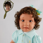 Doll That Looks Like Your Child created from a photo of Mila