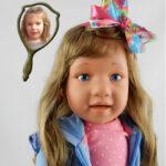 Photo Doll Created for Leah Grace