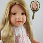 Doll That Looks Like Your Child Created for Lily