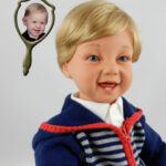 Photo Doll Created in Memory of Nathan
