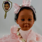 Photo Doll Created of 1-Year-Old Madalyse Isabella