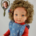 Doll That Looks Like Your Child Created for Nora Iris