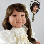 Dolls That Look LIke Your Child Created for Sophia