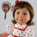 Doll That Looks Like Your Child Created for Zoe