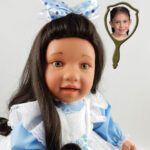 Photo Doll Created for Rikki